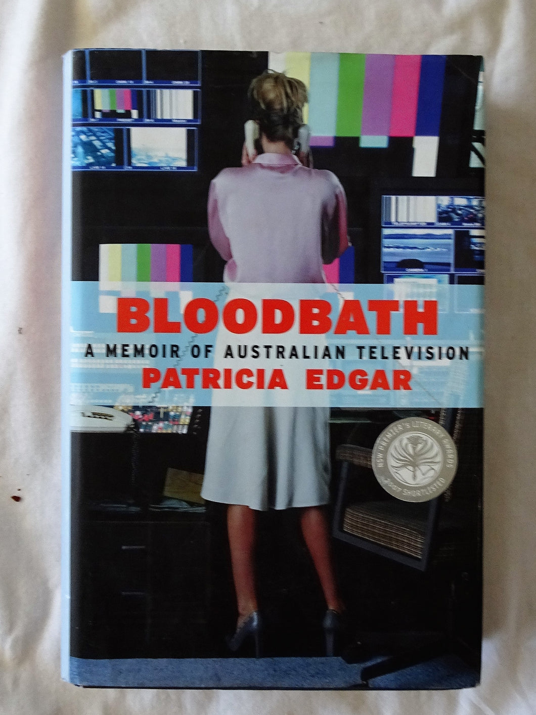 Bloodbath by Patricia Edgar
