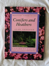 Load image into Gallery viewer, Conifers and Heathers by Alan Toogood