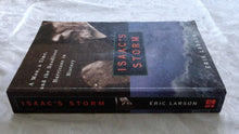 Load image into Gallery viewer, Isaac's Storm by Erik Larson