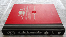 Load image into Gallery viewer, A is for Armageddon by Richard Horne