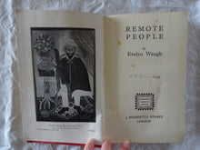 Load image into Gallery viewer, Remote People by Evelyn Waugh