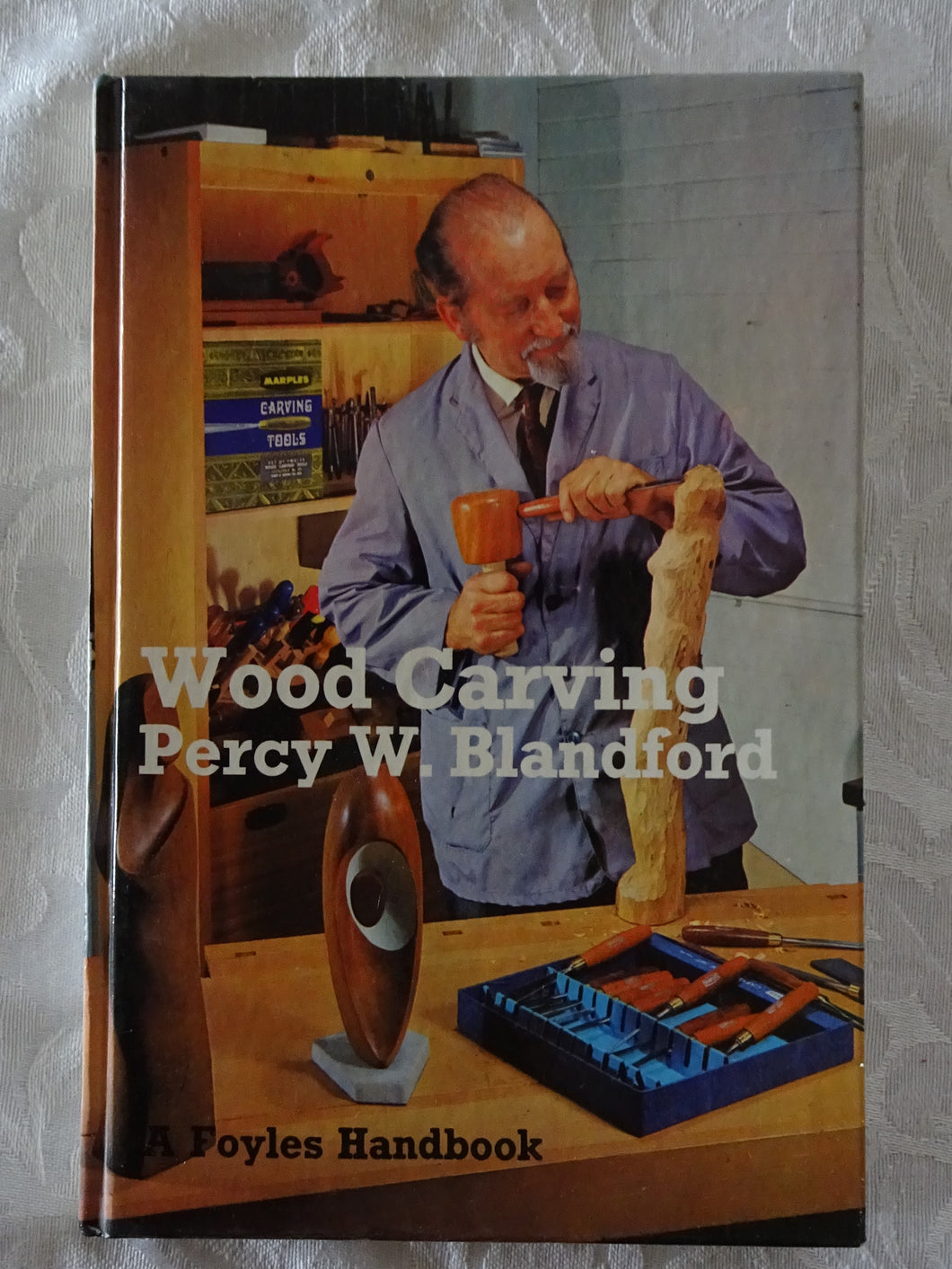 Wood Carving by Percy W. Blandford