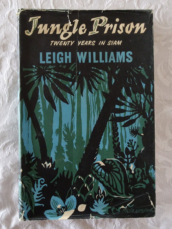 Jungle Prison by Leigh Williams