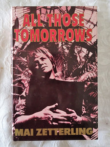 All Those Tomorrows by Mai Zetterling