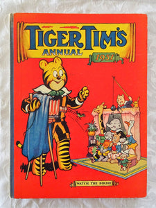 Tiger Tim's Annual 1951