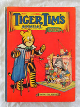 Load image into Gallery viewer, Tiger Tim's Annual 1951