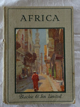 Load image into Gallery viewer, Africa  The Rambler Travel Books by Lewis Marsh