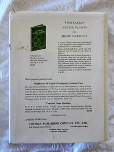 Shrubs and Trees for Australian Gardens by Ernest E. Lord