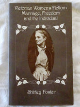Load image into Gallery viewer, Victorian Women's Fiction by Shirley Foster