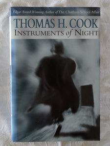 Instruments of Night by Thomas Cook
