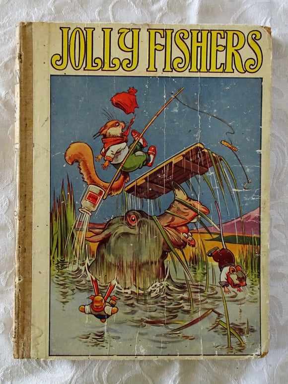Jolly Fishers by Mollie Brown