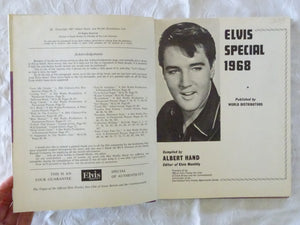 Elvis Special 1968 by Albert Hand