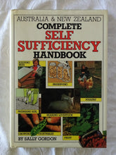 Load image into Gallery viewer, Complete Self Sufficiency Handbook by Sally Gordon