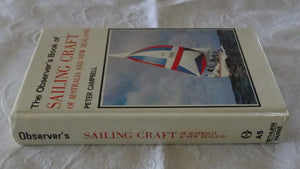 The Observer's Book Of Sailing Craft by Peter Campbell