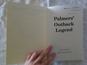 Palmers' Outback Legend by Desly Palmer