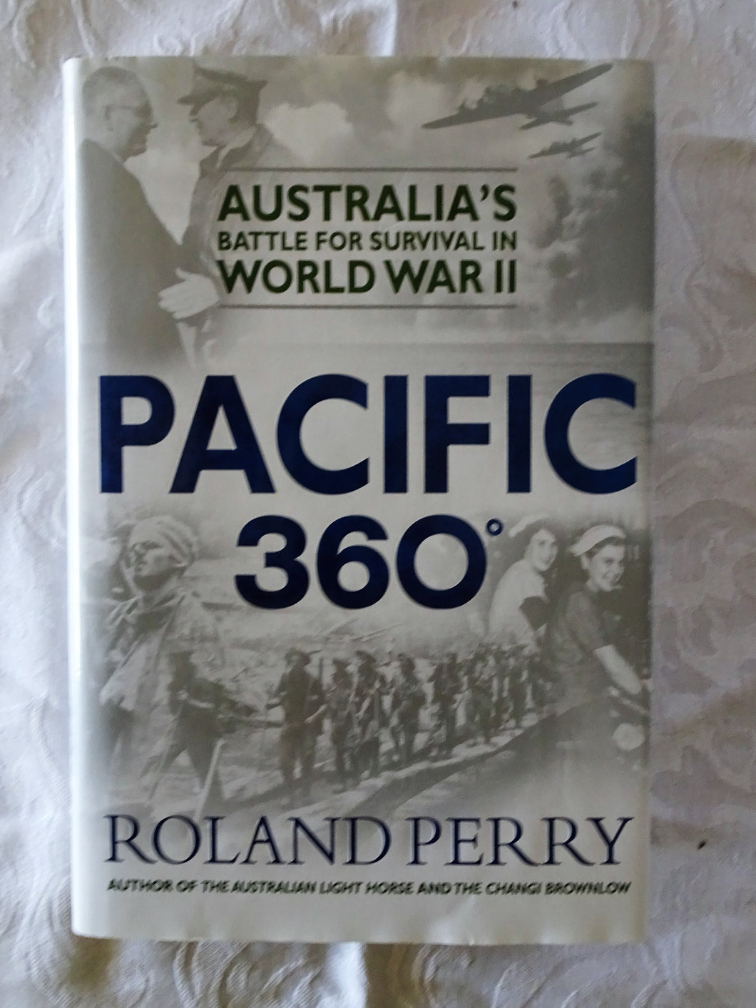 Pacific 360 by Roland Perry