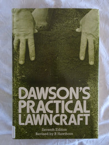 Dawson's Practical Lawncraft by R. Hawthorn
