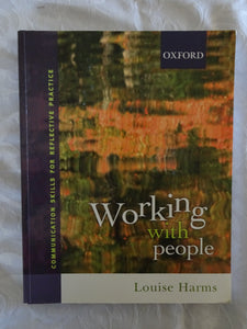 Working With People by Lousie Harms