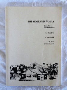The Holland Family by A.M. Hall