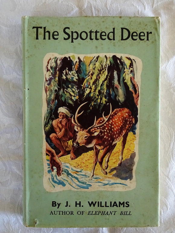 The Spotted Deer by J. H. Williams