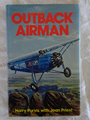 Outback Airman by Harry Purvis with Joan Priest
