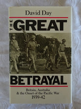 Load image into Gallery viewer, The Great Betrayal by David Day