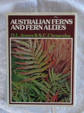 Australian Ferns and Fern Allies by D. L. Jones & S. C. Clemesha