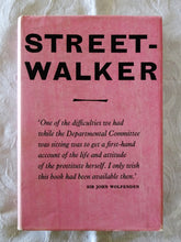 Load image into Gallery viewer, Streetwalker (author anonymous)