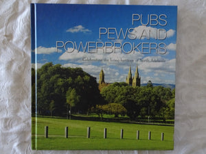 Pubs Pews and Powerbrokers by Max Anderson