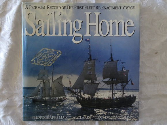 Sailing Home by David Iggulden and Malcolm Clarke