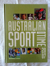 Load image into Gallery viewer, Australian Sport Through Time 2007