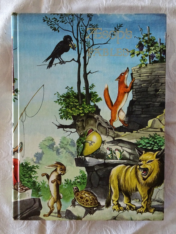 Aesops Fables With Drawings by Fritz Kredel