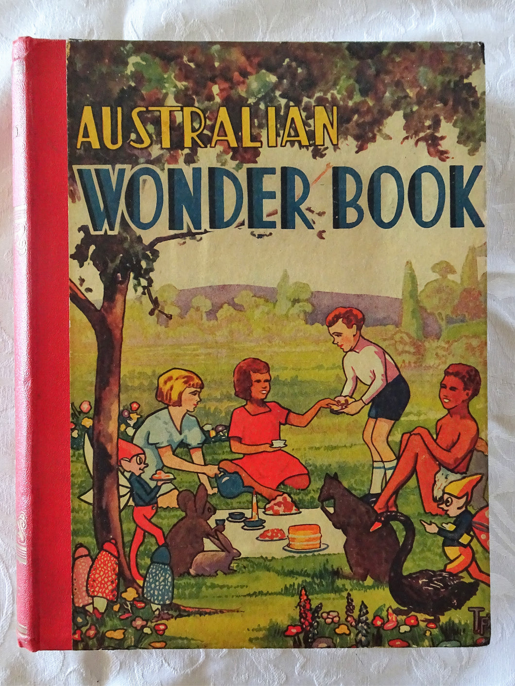 The Australian Wonder Book