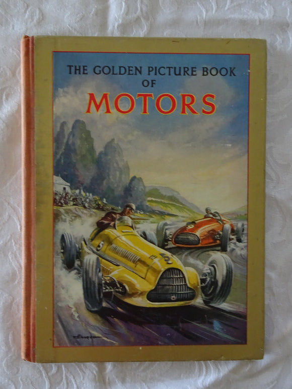 The Golden Picture Book of Motors
