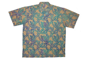 Banana_Rama_Batik_Rum_Reggae_Clothing_Handmade_Cabana_Shirt_Flower_Hibiscus_Fruit_Living_Garden_Fruit_Rainforest_Maori_Polynesian_Vacation_Holiday_Island_Indonesia_Bali_Java_Hawaii_Caribbean_Equator_California_Tahiti_Fishes_Shell_Shells_Style_Lagoon