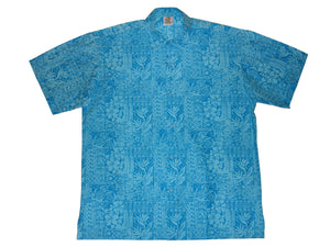 Blue_Hawaii_Light_Blues_Batik_Rum_Reggae_Clothing_Handmade_Cabana_Shirt_Trader_Vic_Cocktails_Tiki_Bar_Lounge_Beer_Liquor_Drinks_Vacation_Holiday_Island_Indonesia_Bali_Java_Maui_Oahu_Caribbean_Equator_California_Tahiti_Fish_Shells_Style_Lagoon