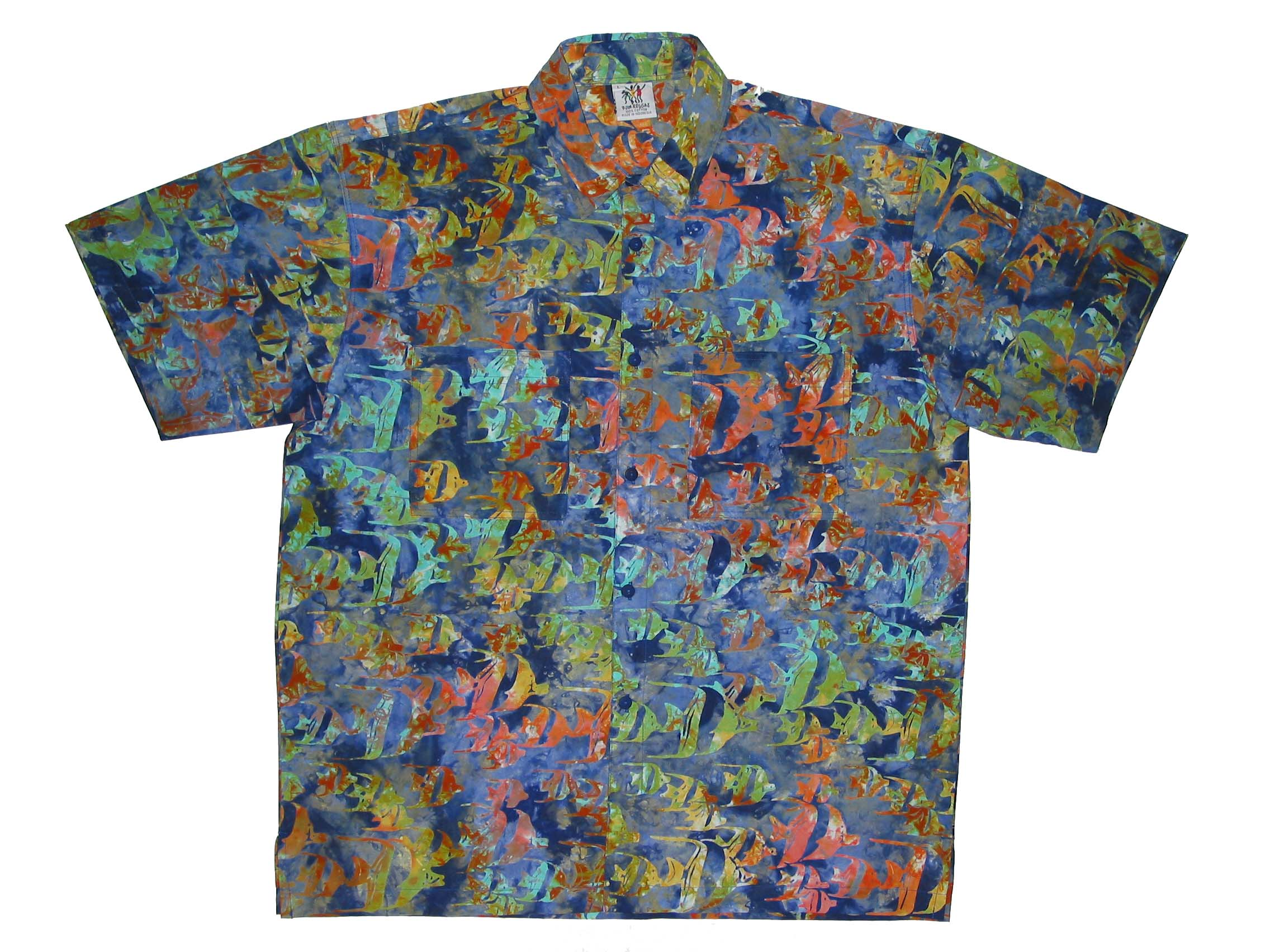 Cabana Shirt - Dashing Fellows