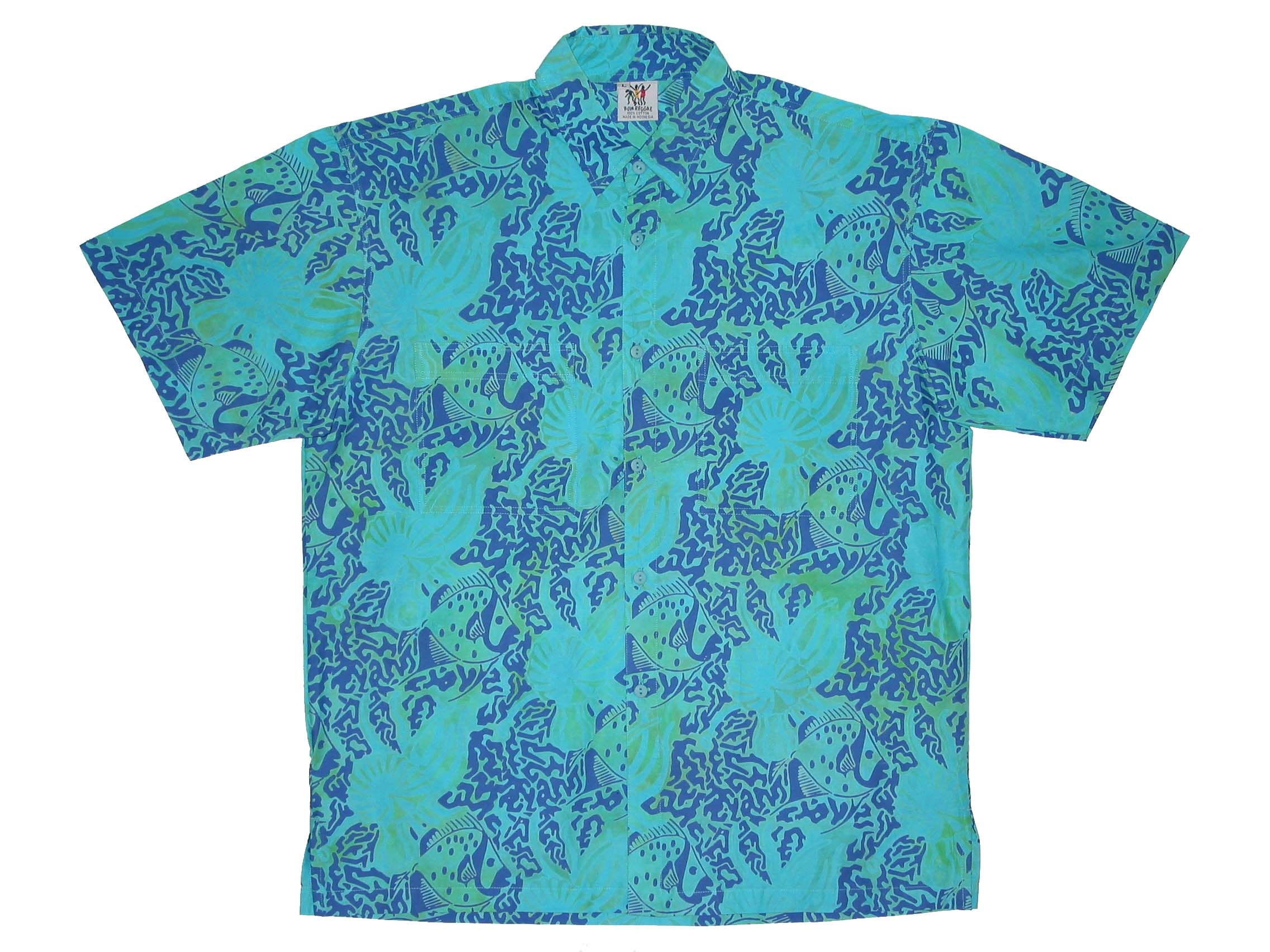 Cabana Shirt - Dive In Theater
