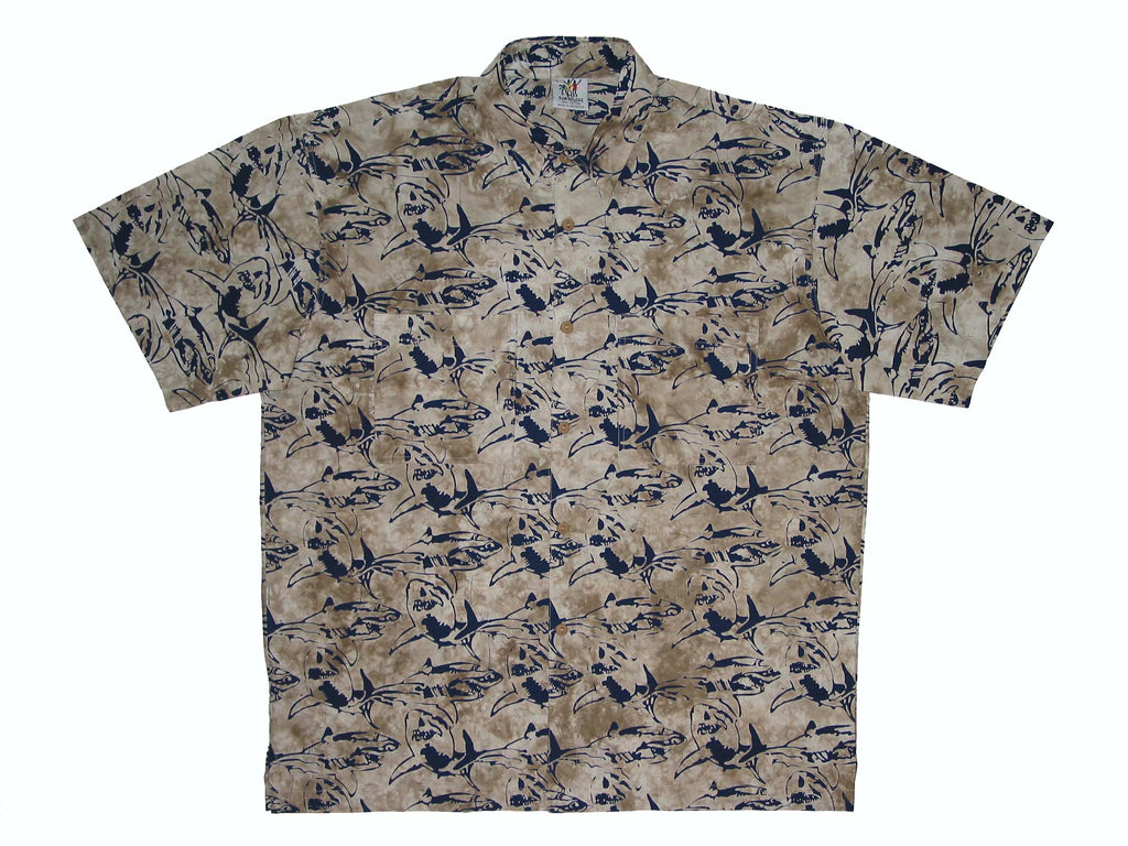 Cabana Shirt - Great White Hunter