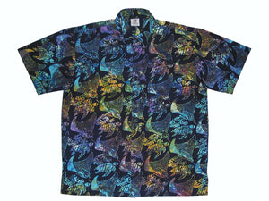Cabana Shirt - Hurtle With Turtle