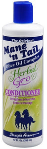 Mane n Tail Herbal Gro Conditioner 355ml