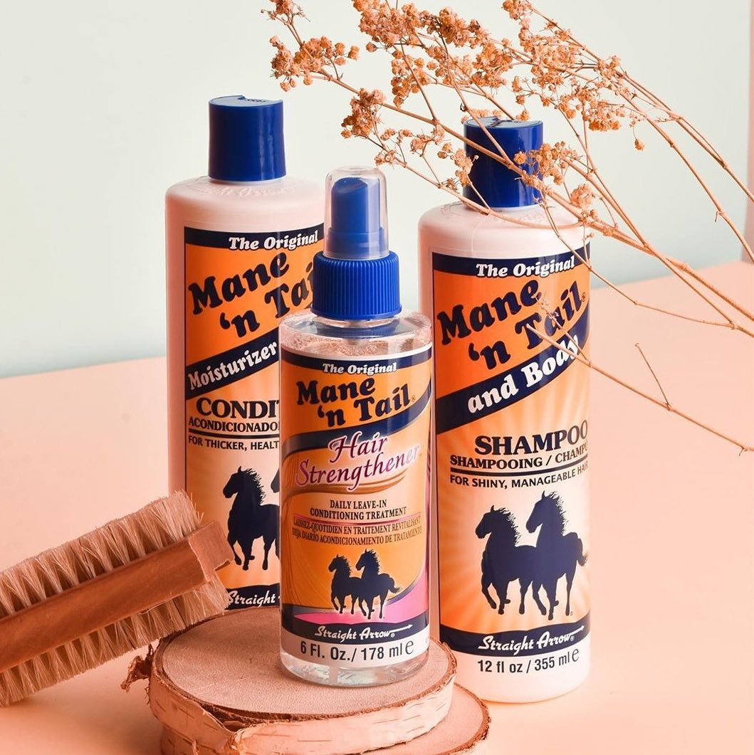 Mane n Tail Original Strengthening Trio