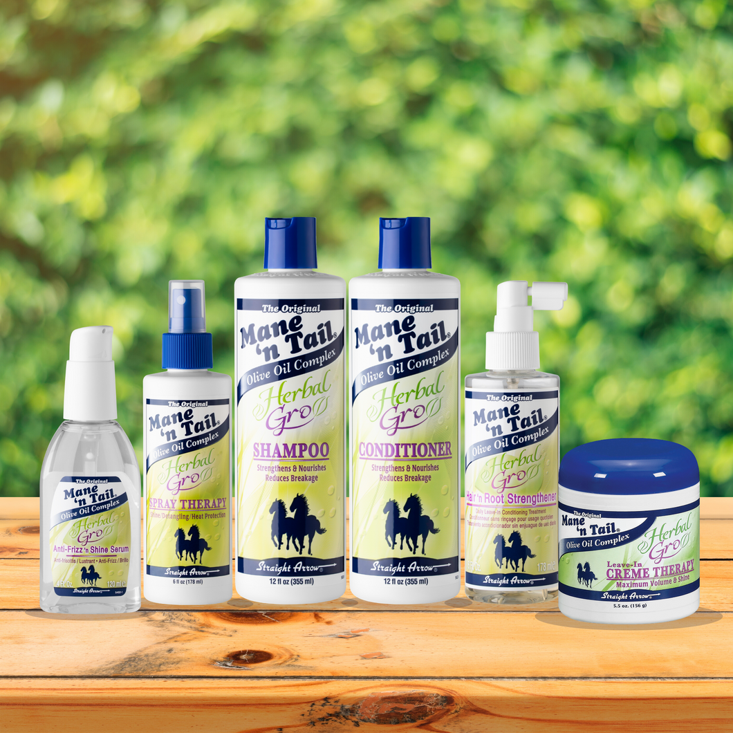 The Complete Mane n Tail Herbal Gro Bundle