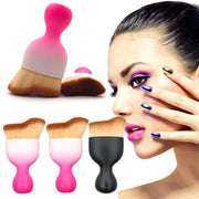 Cosmetic Make Up Brush Unique S Shape Brush. Makeup Brush