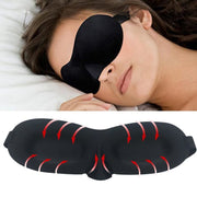Eye Mask 3D Portable Soft Travel Sleep Rest Aid Cover Eye Patch Sleeping Mask Eye Mask
