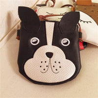 Girl Bags Cute Animal Designs Adorable Pu Bag 3 Desings Dog Girl Bag