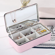 Jewelry Storage Box High Quality Leather Organizer Jewelry Storage