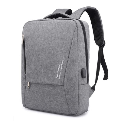 Men Backpack Anti-Theft Usb 15.6 Inch Laptop Unisex School Backpack 3 Colors Men Backpack
