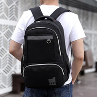 Men Backpack Nylon Unisex School Shoulder Backpack 5 Colors Men Backpack