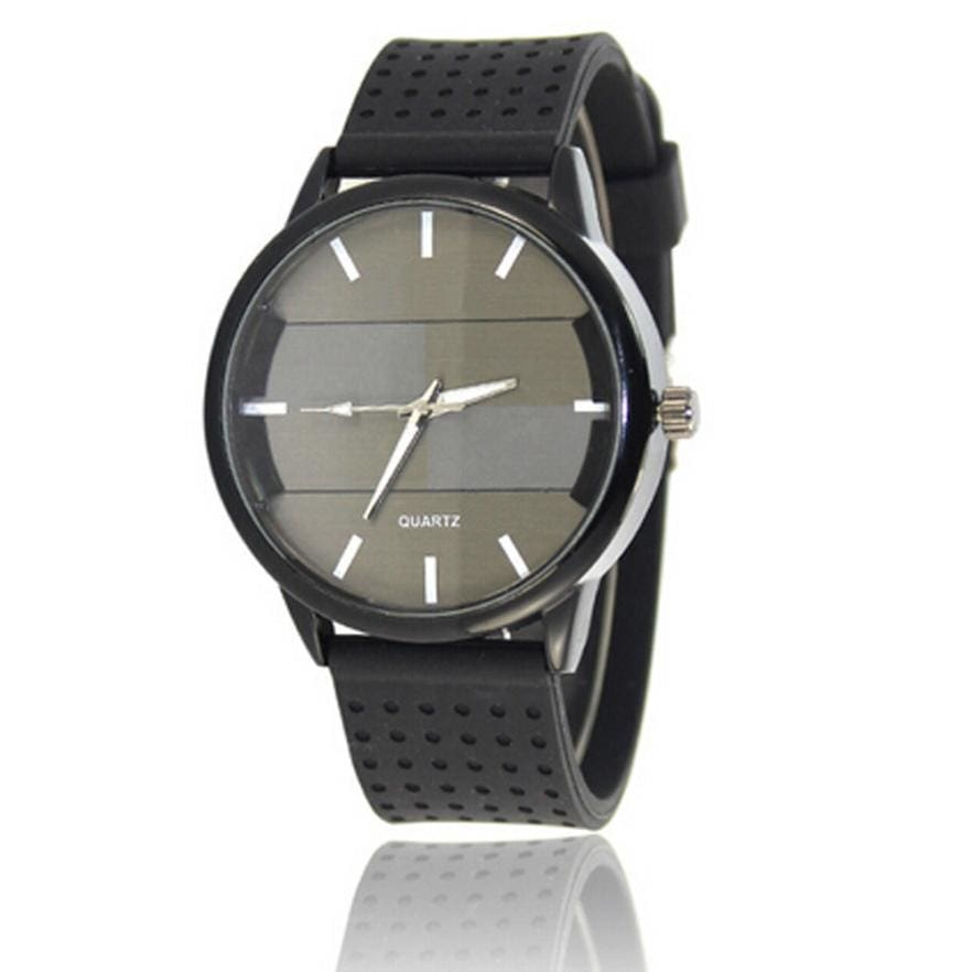 Men Watch Luxury Analog Quartz Sport Military Stainless Steel Wrist Watch 5 Colors A Men Watch
